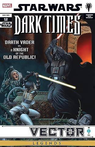 Star Wars: Dark Times (2006-2010) No.12