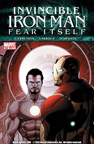 Invincible Iron Man (2008-2012) #503