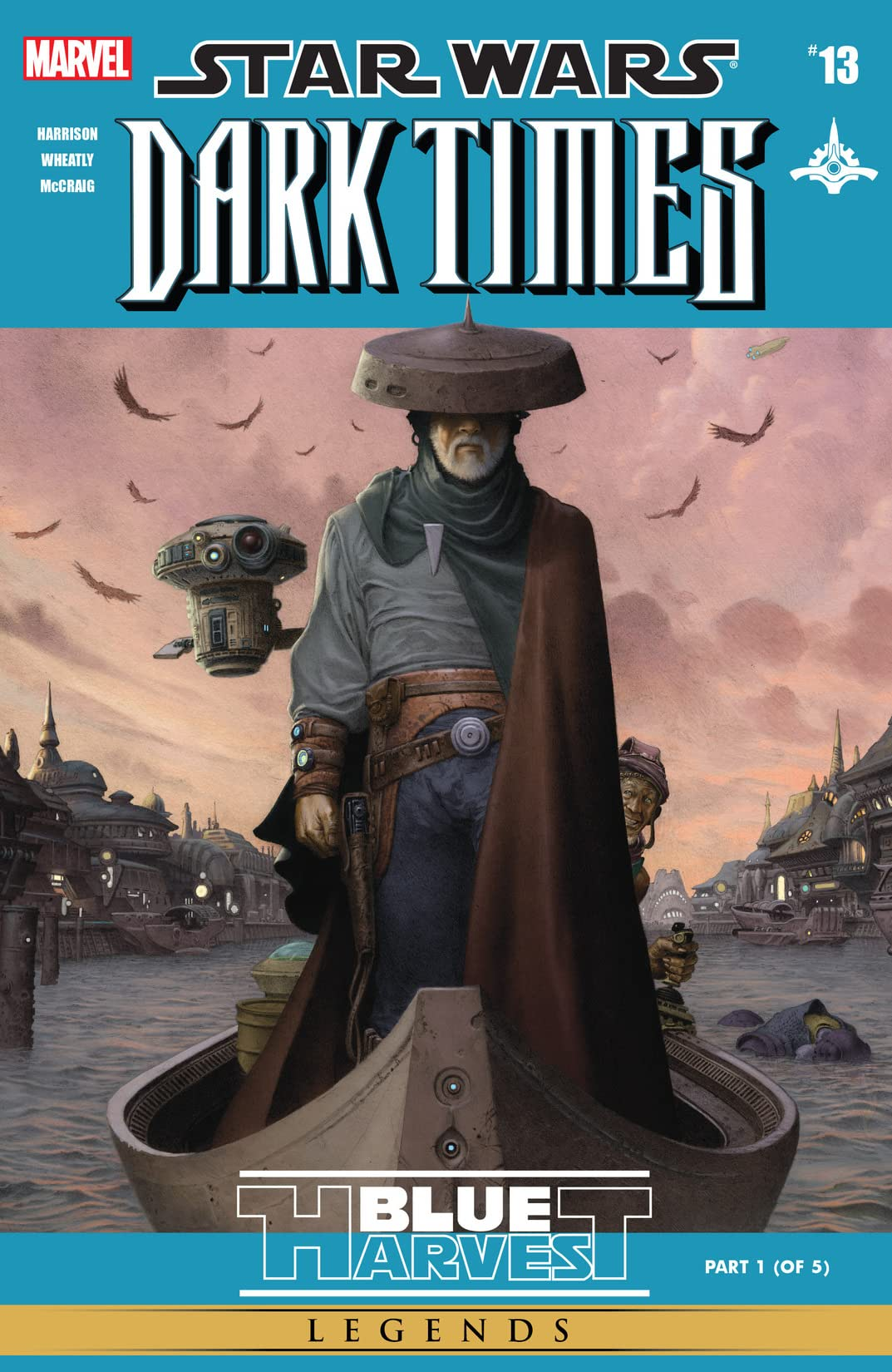 Star Wars: Dark Times (2006-2010) #13