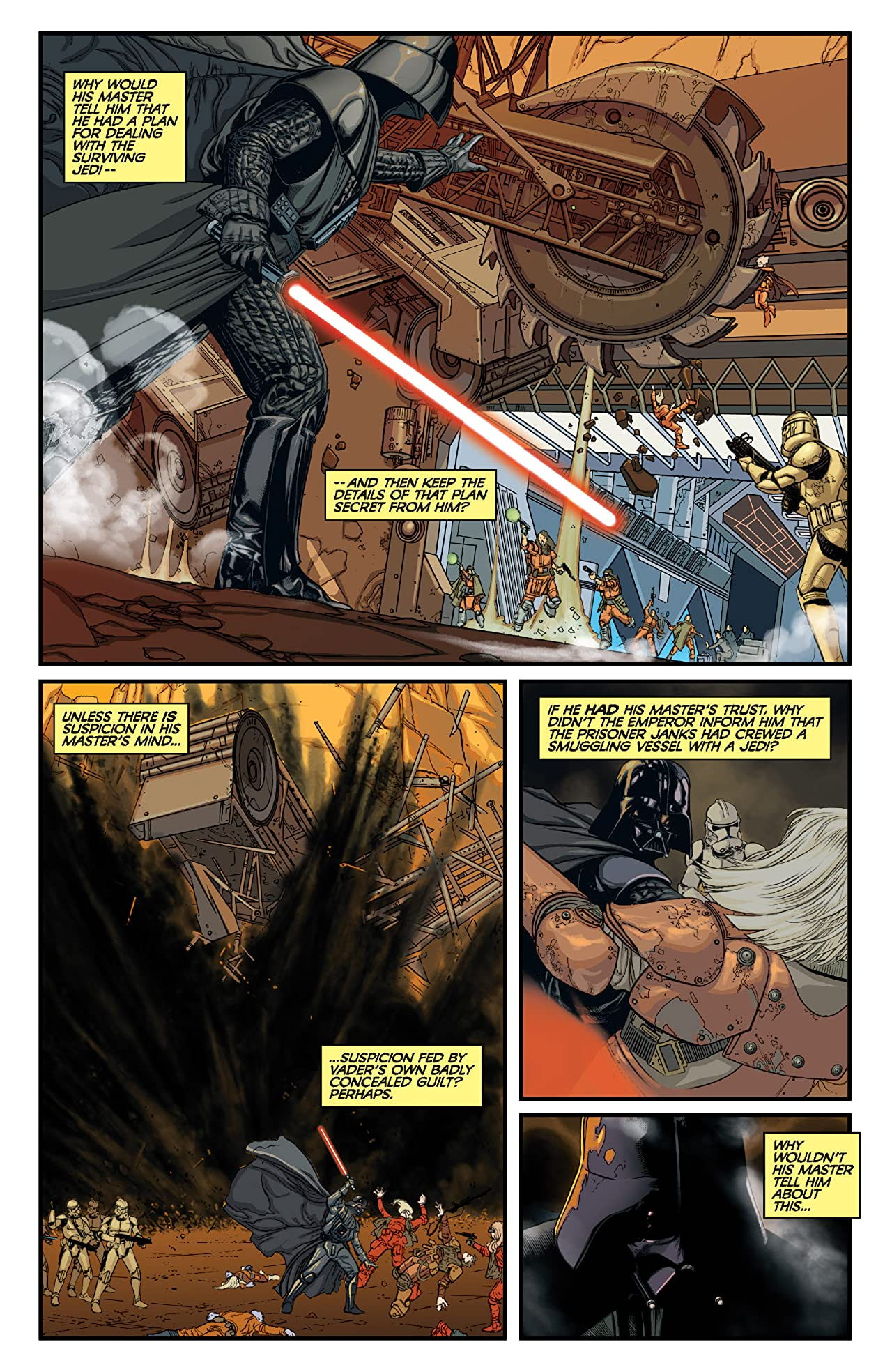 Star Wars: Dark Times (2006-2010) #14
