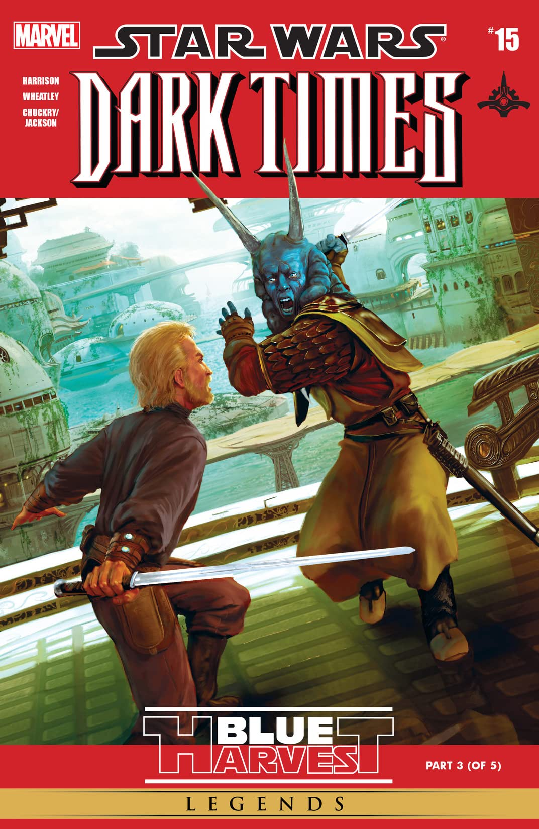 Star Wars: Dark Times (2006-2010) #15