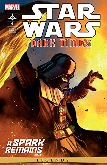 Star Wars: Dark Times - A Spark Remains (2013) #1 (of 5)