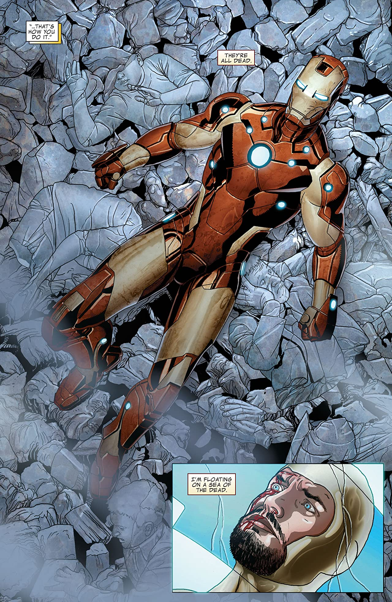 Invincible Iron Man (2008-2012) #505