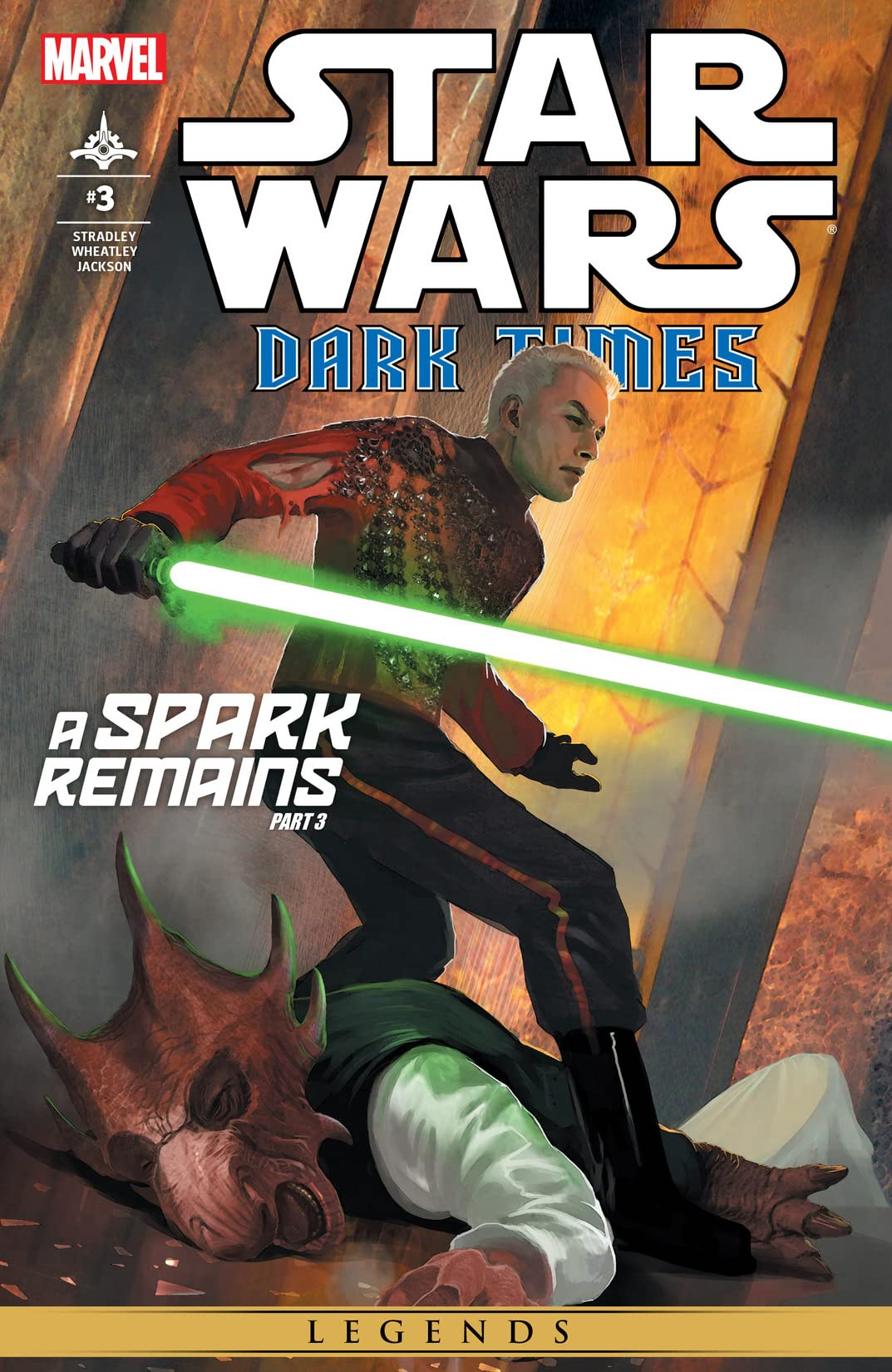 Star Wars: Dark Times - A Spark Remains (2013) #3 (of 5)