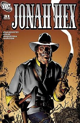 Jonah Hex (2006-2011) #31