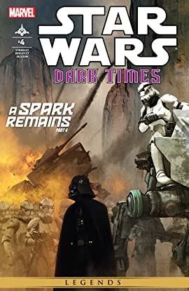 Star Wars: Dark Times - A Spark Remains (2013) #4 (of 5)