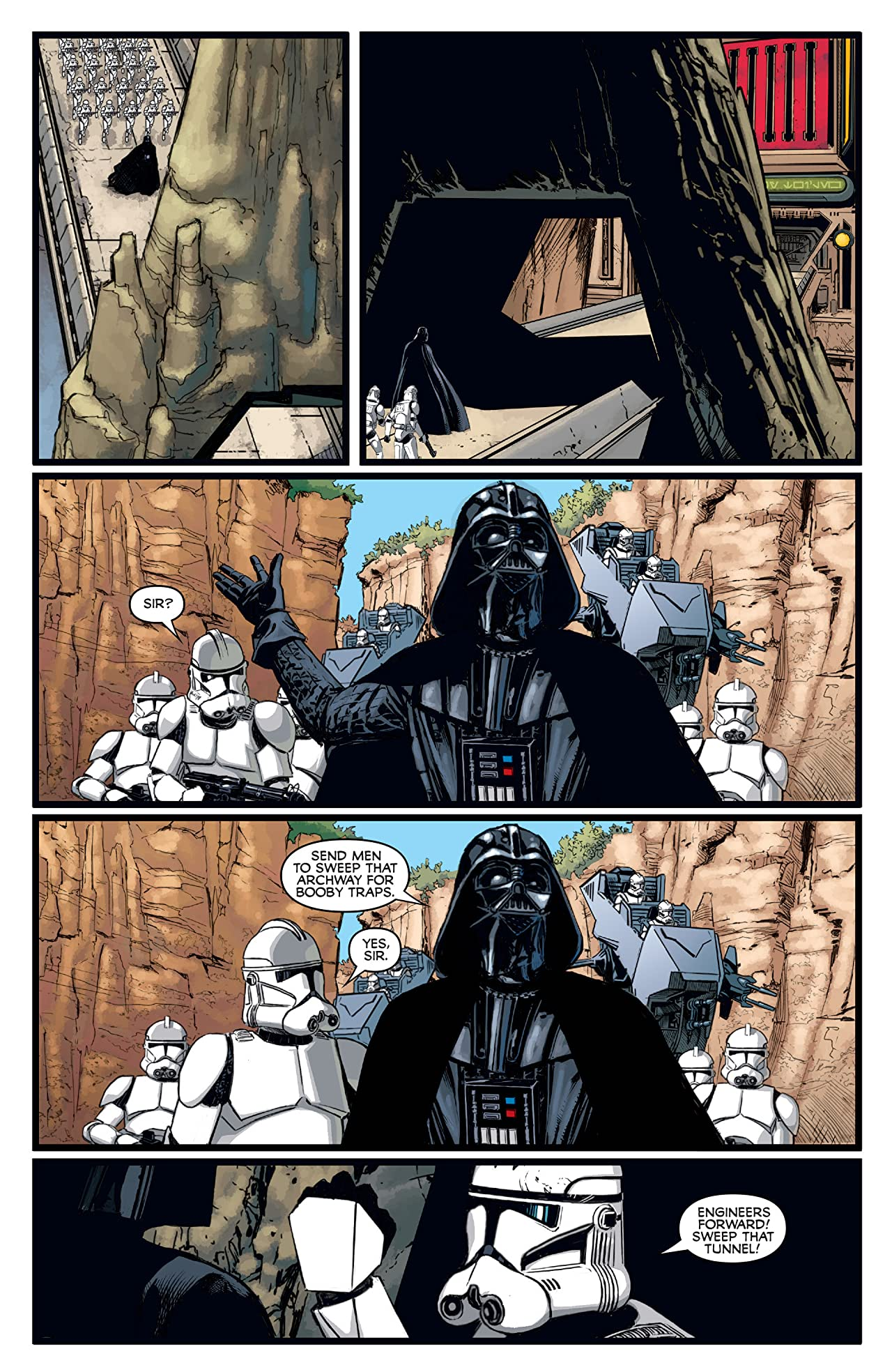 Star Wars: Dark Times - A Spark Remains (2013) #5 (of 5)