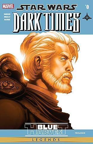 Star Wars: Dark Times (2006-2010) No.0: Blue Harvest