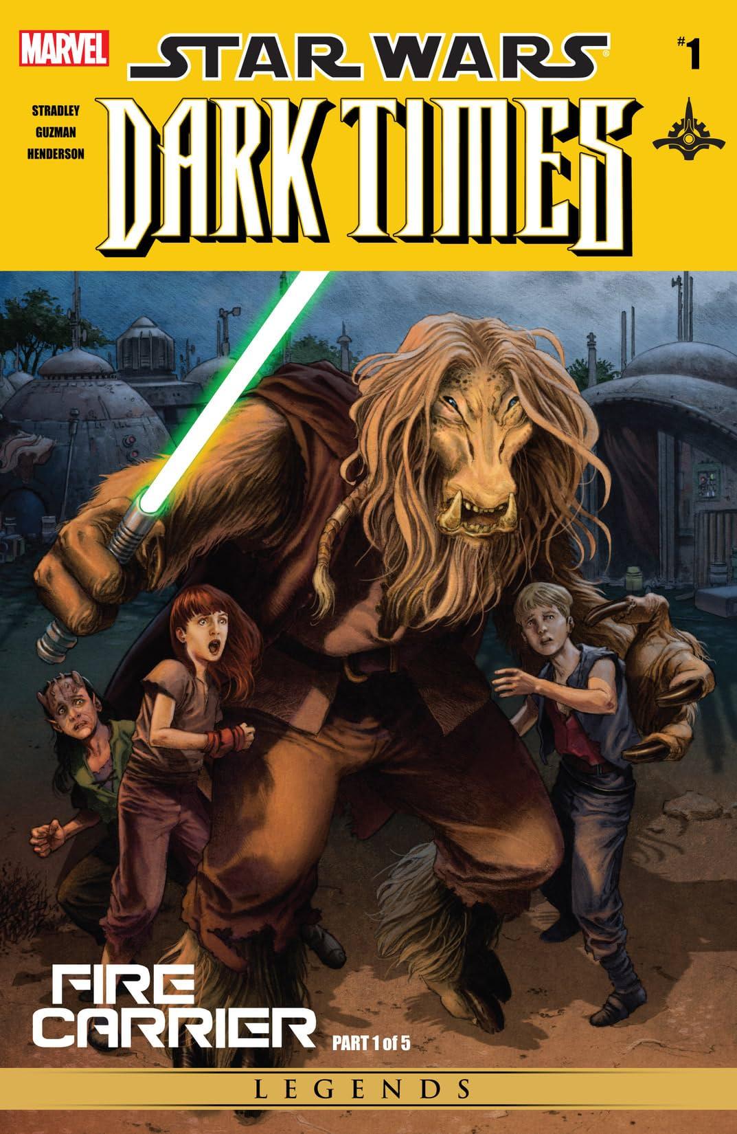 Star Wars: Dark Times - Fire Carrier (2013) #1 (of 5)