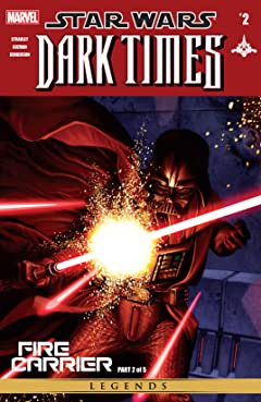 Star Wars: Dark Times - Fire Carrier (2013) #2 (of 5)