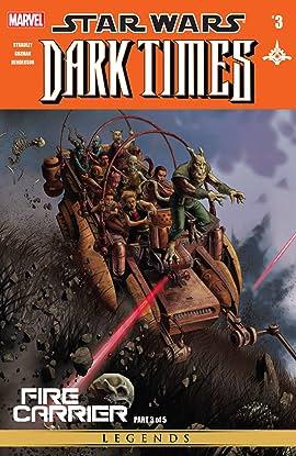 Star Wars: Dark Times - Fire Carrier (2013) #3 (of 5)