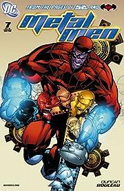 Metal Men (2007-2008) #7