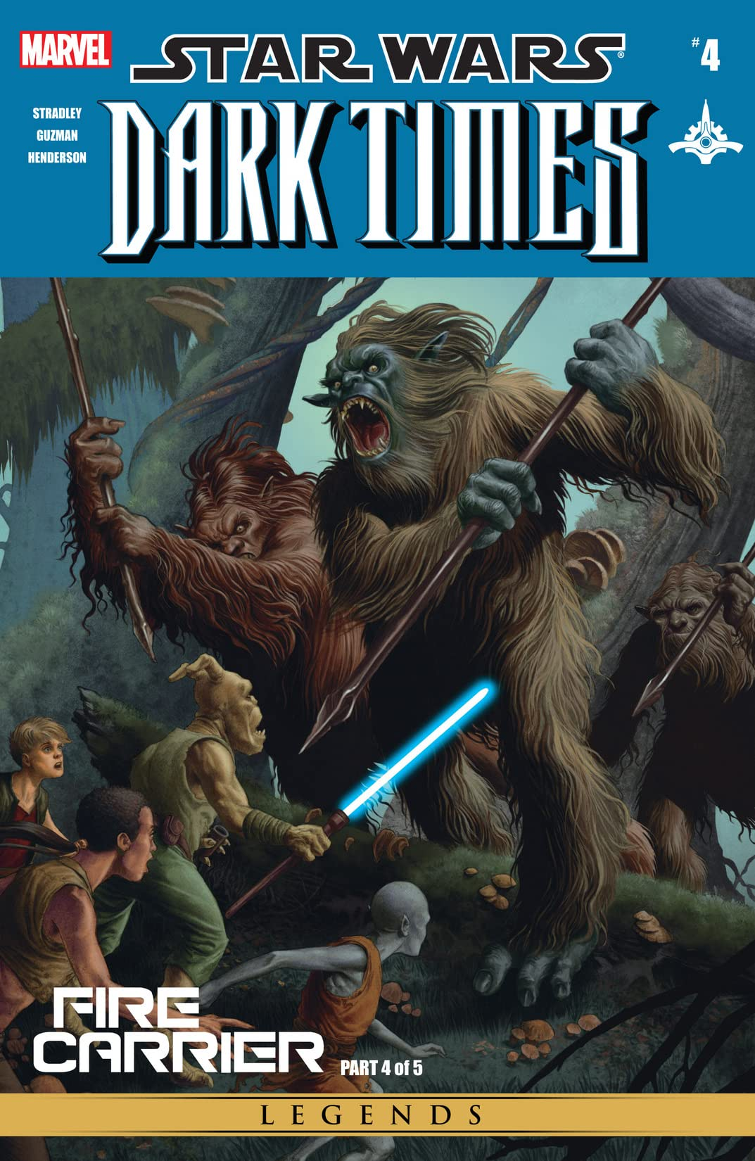 Star Wars: Dark Times - Fire Carrier (2013) #4 (of 5)