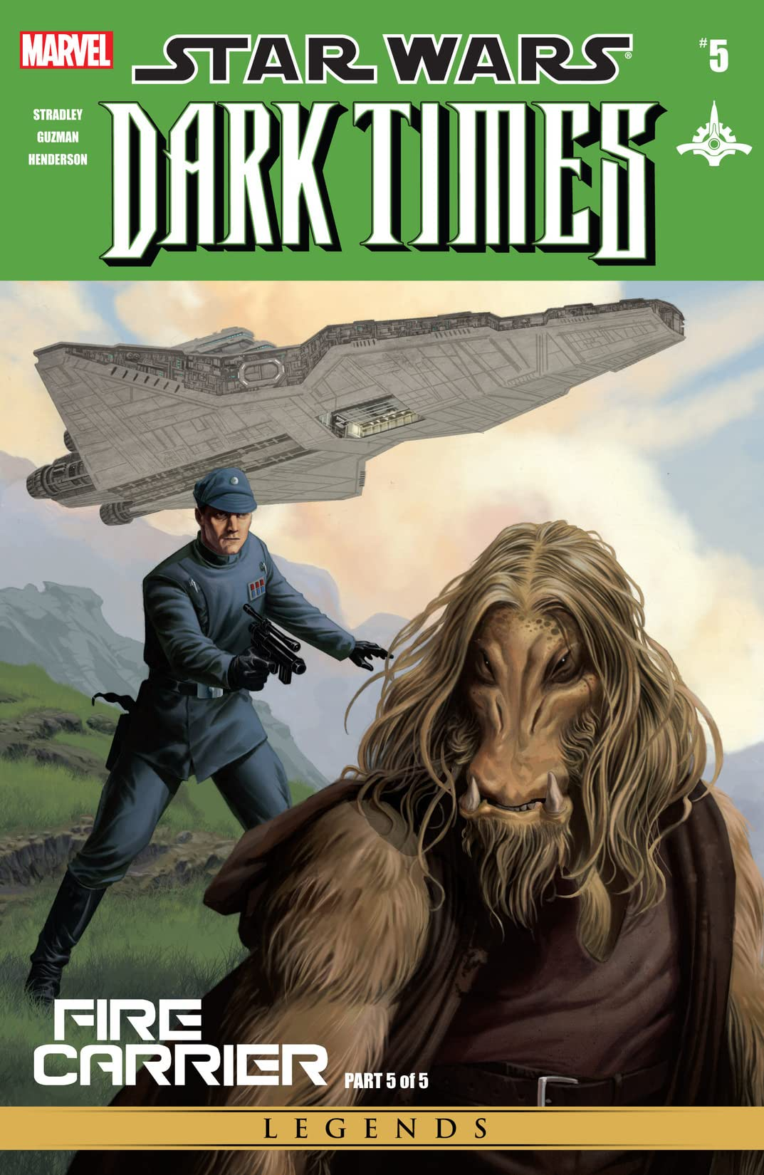 Star Wars: Dark Times - Fire Carrier (2013) #5 (of 5)