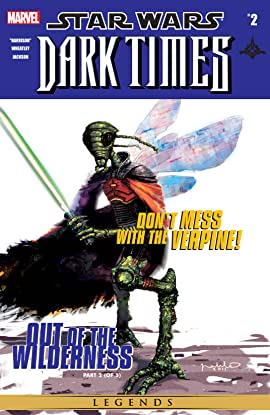 Star Wars: Dark Times - Out of the Wilderness (2011-2012) #2 (of 5)