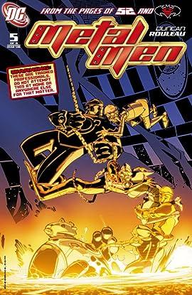 Metal Men (2007-2008) #5 (of 8)