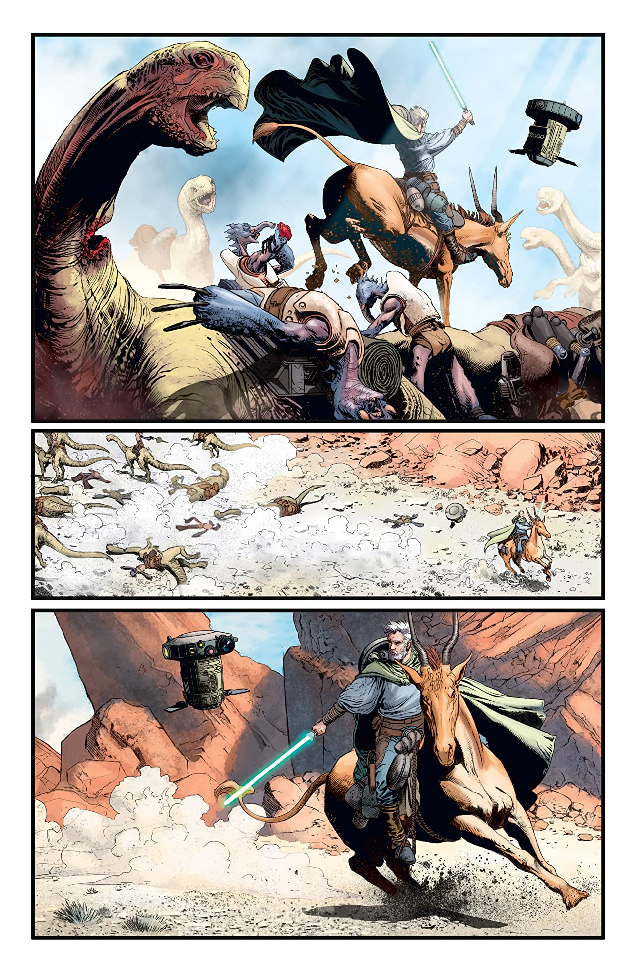 Star Wars: Dark Times - Out of the Wilderness (2011-2012) #4 (of 5)