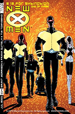 New X-Men (2001-2004) No.114
