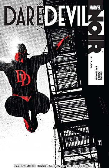 Daredevil Noir #1 (of 4)