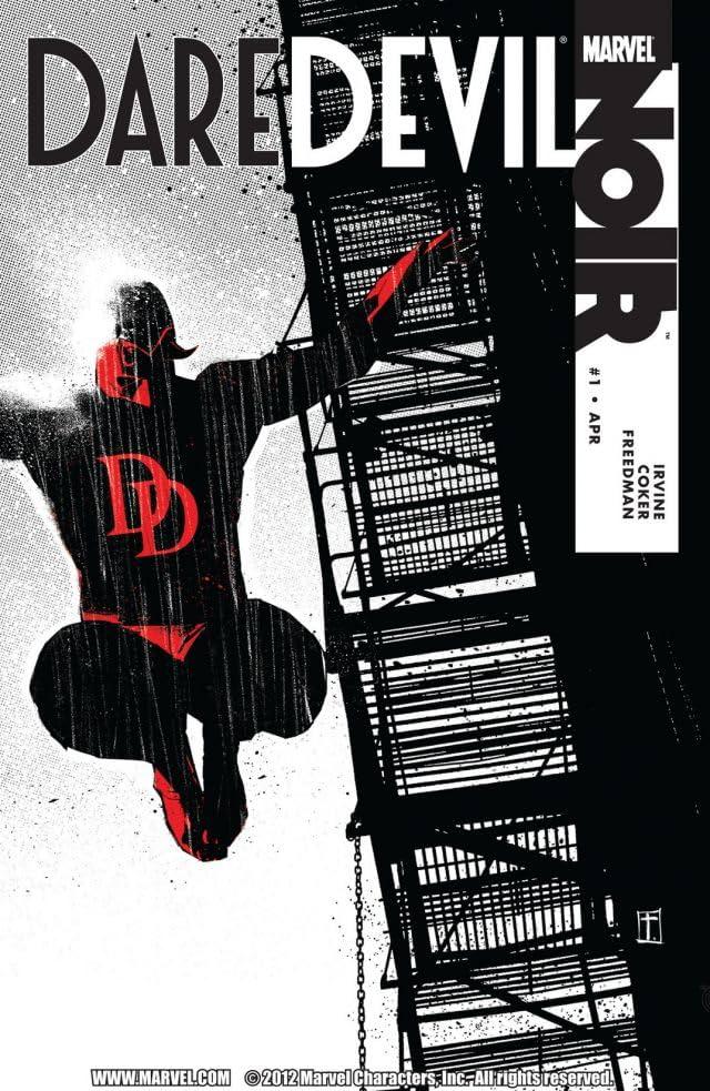 Daredevil Noir #1
