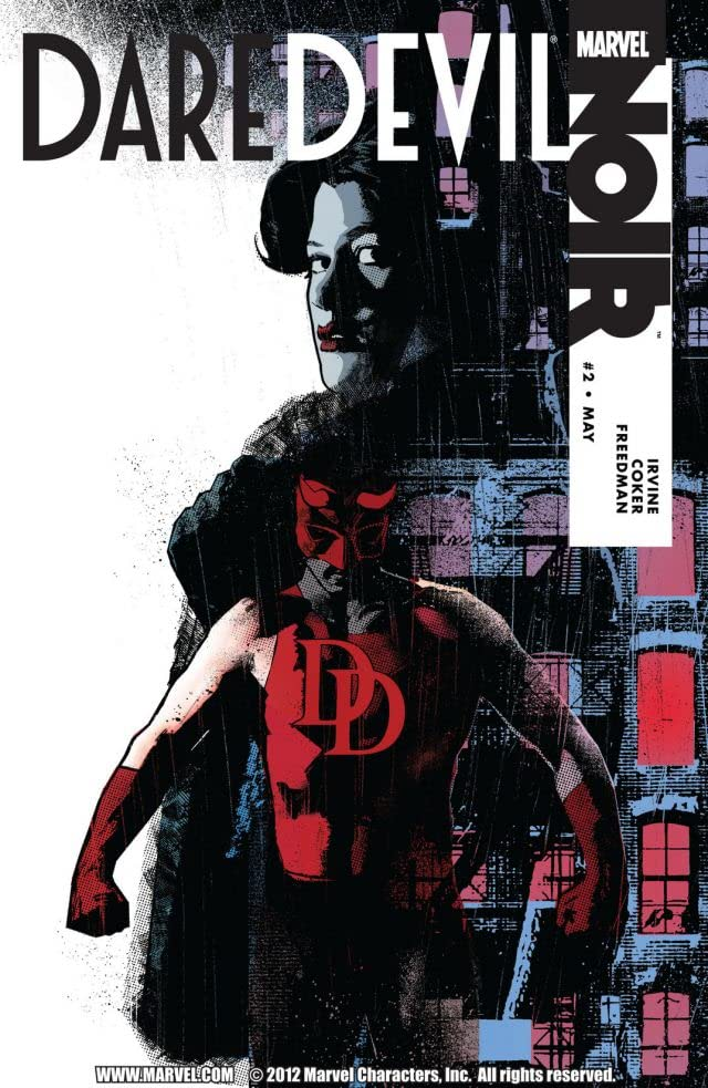 Daredevil Noir #2 (of 4)