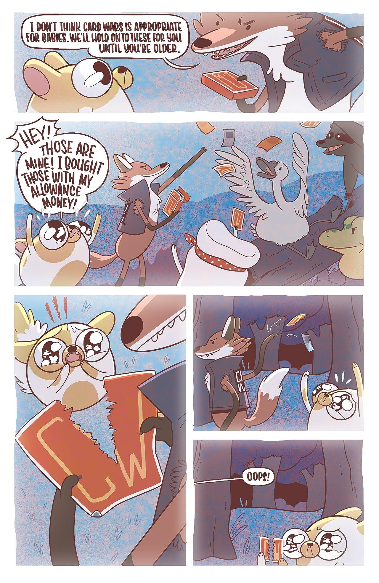Adventure Time: Fionna & Cake Card Wars #3