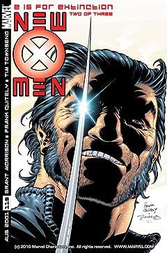 New X-Men (2001-2004) #115