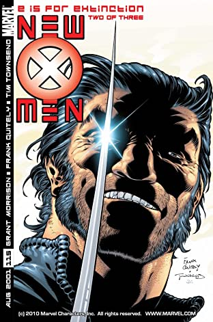 New X-Men (2001-2004) No.115