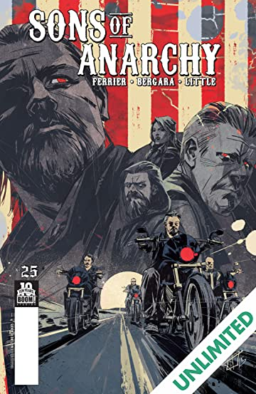 Sons of Anarchy #25