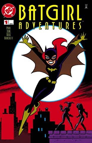 Batgirl Adventures No.1