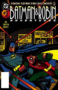Batman & Robin Adventures (1995-1997) No.1