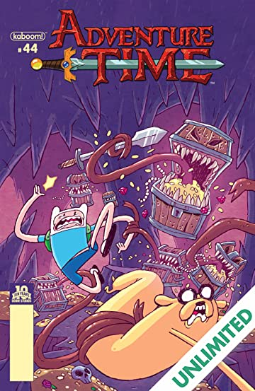 Adventure Time #44