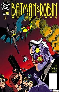 Batman & Robin Adventures (1995-1997) No.2