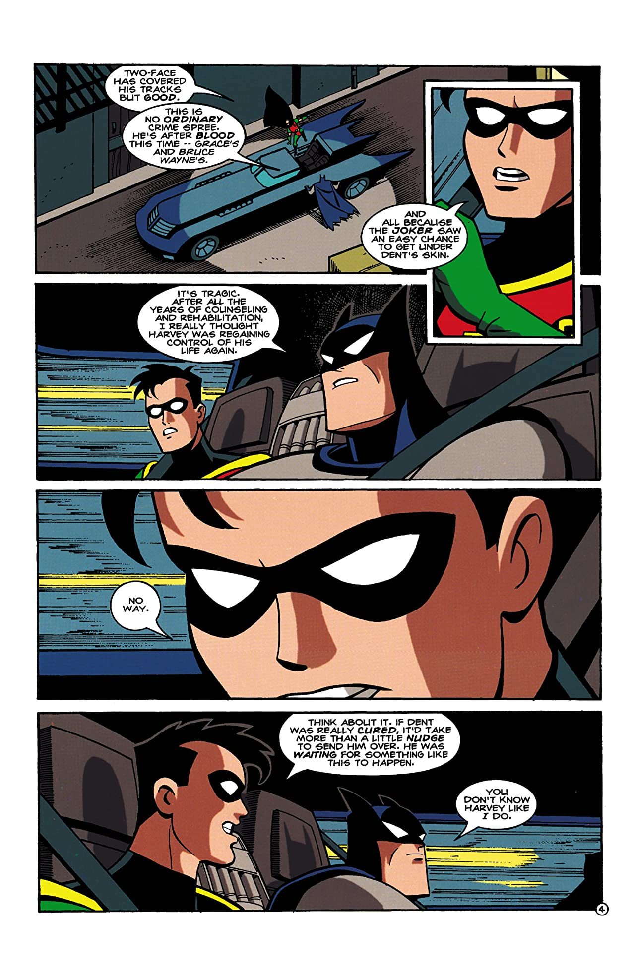 Batman & Robin Adventures (1995-1997) #2