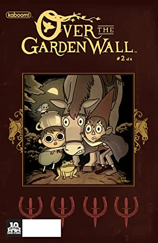 Over The Garden Wall (2015) No.2 (sur 4)