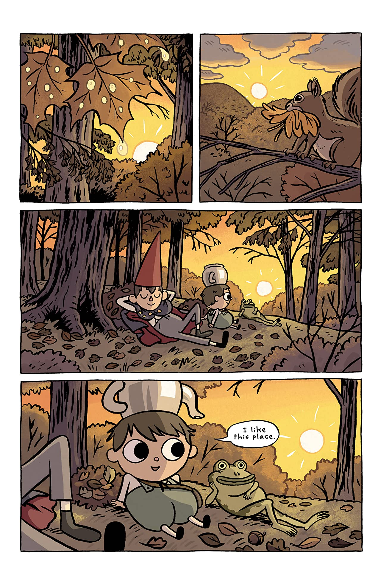 Over The Garden Wall (2015) #2 (of 4)