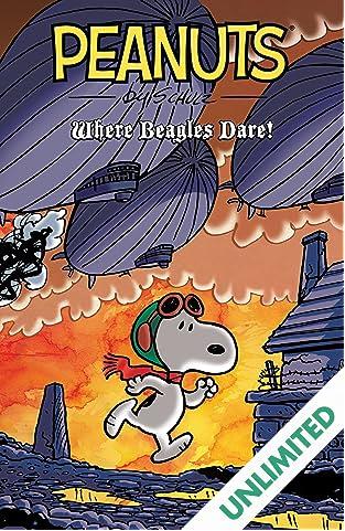 Peanuts: Where Beagles Dare