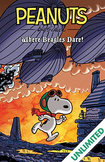 Peanuts: Where Beagles Dare