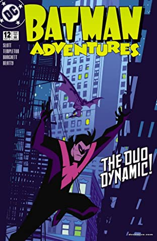 Batman Adventures (2003-2004) #12