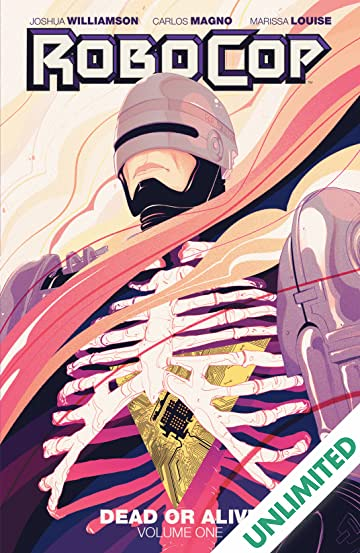 RoboCop: Dead or Alive Vol. 1