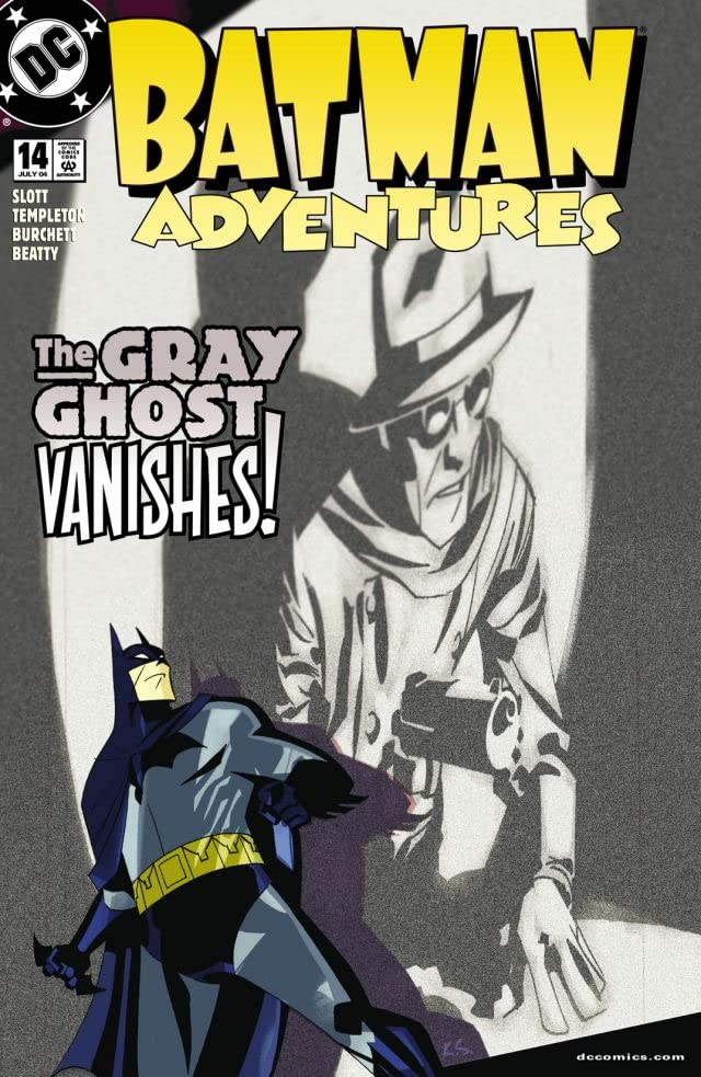 Batman Adventures (2003-2004) #14