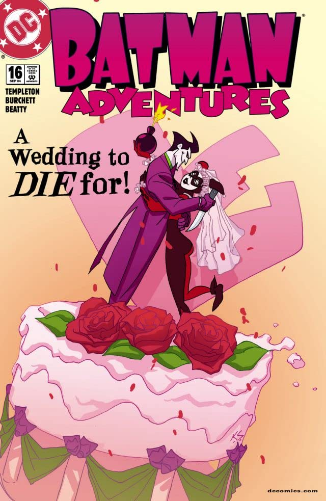 Batman Adventures (2003-2004) #16