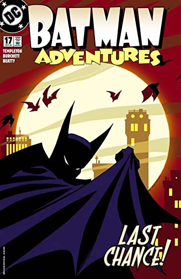Batman Adventures (2003-2004) #17