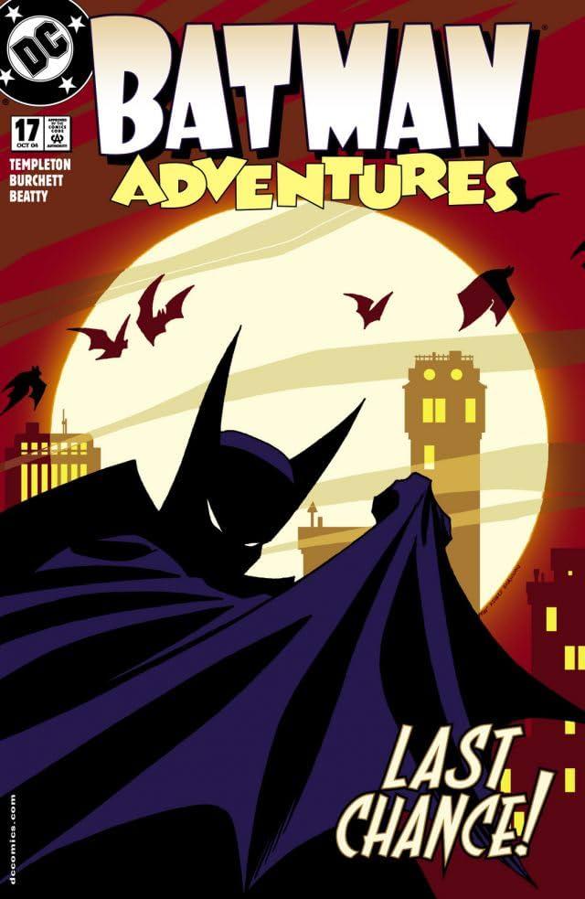 Batman Adventures (2003-2004) #17