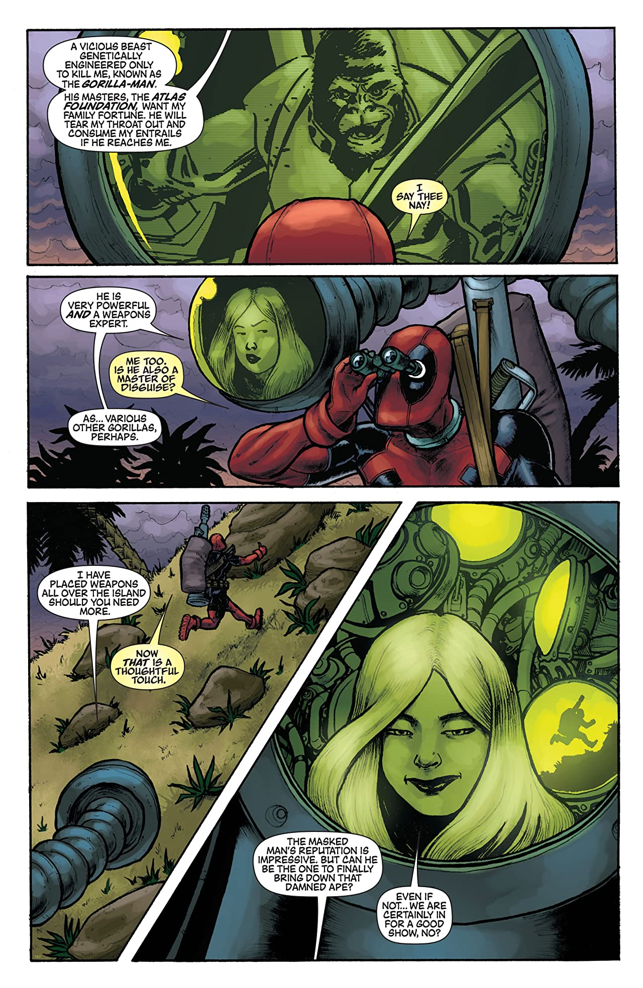 Deadpool Team-Up #889