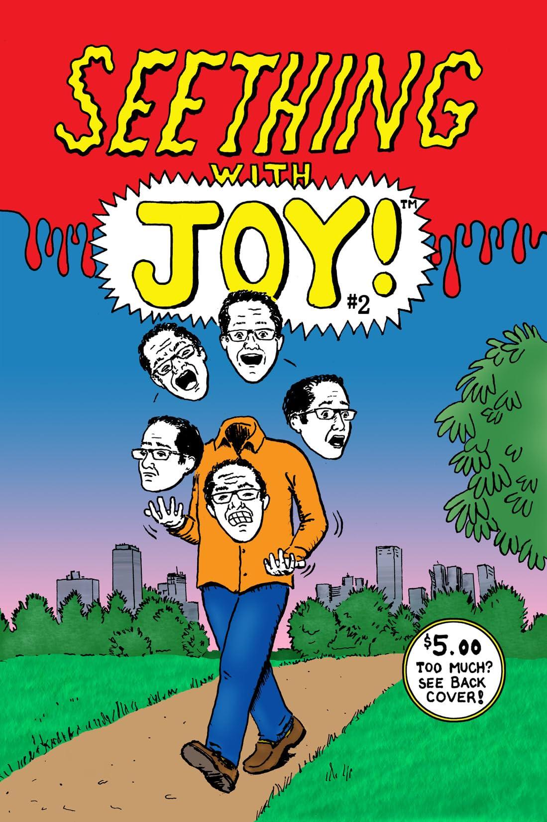Seething With Joy #2