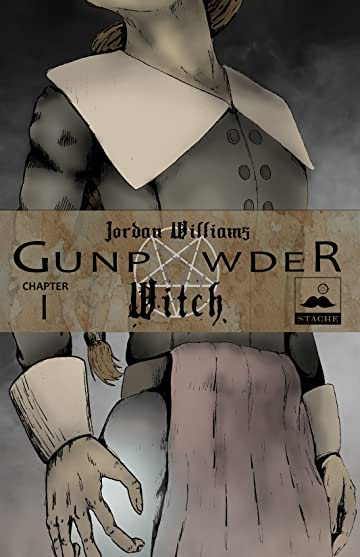 Gunpowder Witch #1