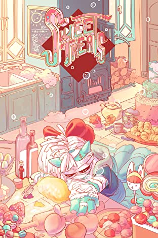 Sweet Treats Comic Zine