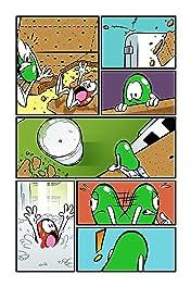 Sweet Treats Comic Zine