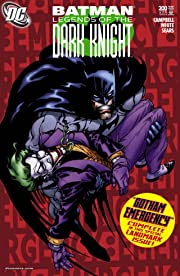 Batman: Legends of the Dark Knight #200